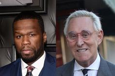 50 Cent Responds To Roger Stone After Being Accused Of Cheating Big Meech