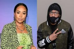 """B. Simone Playfully Roasts Nick Cannon: """"This N***a Got 5 Baby Mamas"""""""