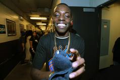 Bobby Shmurda Spends Father's Day Handing Out Free Food, Toys & More