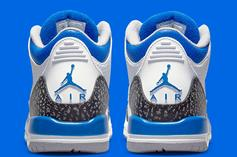 """Air Jordan 3 """"Racer Blue"""" Dropped Today: Purchase Links"""