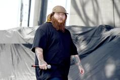 Action Bronson Shares Shirtless Photo After Losing Over 150 Pounds