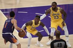 Lakers Receiving Interest From These Two Former Teammates