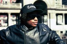 Eazy-E's Daughter Ebie Called Out By DJ Speed For Tense Moment At Rapper's Gravesite