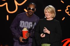 Snoop Dogg Asks Martha Stewart About Her Approach To Thirst Traps