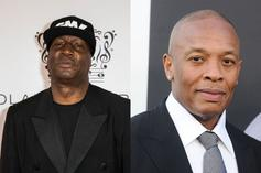 """Grandmaster Flash Says Dr. Dre's New Album Is """"Game-Changing"""""""