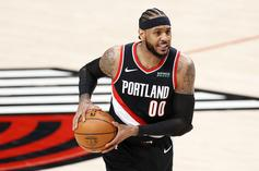 Carmelo Anthony Says He Needs A Title To Be At Peace