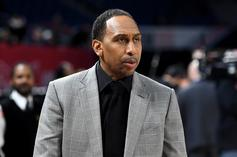 Stephen A. Smith Offers Bold Take On The Warriors