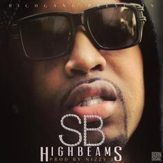 ScaffBeezy - High Beams  [DJ] (Prod. By Nizzy J)
