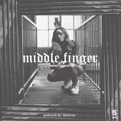 Honey Cocaine - Middle Finger  (Prod. By Dkevrim)