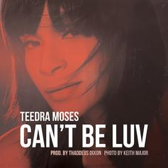Teedra Moses - Can't Be Luv
