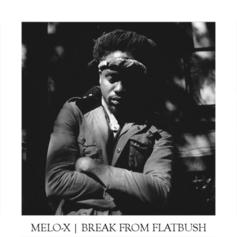 MeLo-X - Break From Flatbush (PARTYNEXTDOOR Remix)