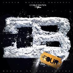 French Montana - All For You (CDQ) Feat. Lana Del Rey, Wiz Khalifa & Snoop Dogg
