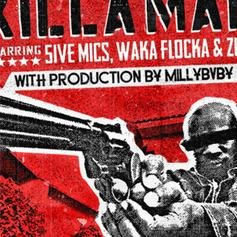 Zuse - Killa Man Feat. Waka Flocka & 5ive Mics