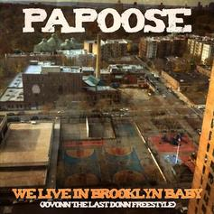 Papoose - We Live In Brooklyn Baby