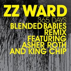 ZZ Ward - 365 Days (Blended Babies Remix) Feat. Asher Roth & King Chip