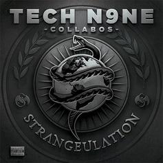 Tech N9ne - Hard (A Monster Made It) Feat. Murs