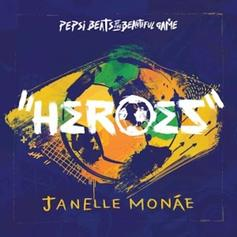 Janelle Monae - Heroes (Cover)