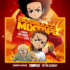 DJ Drama - The Boondocks Mixtape (Season 4)
