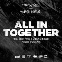 Skyzoo - All In Together  Feat. Torae, Sean Price & Guilty Simpson (Prod. By Black Milk)