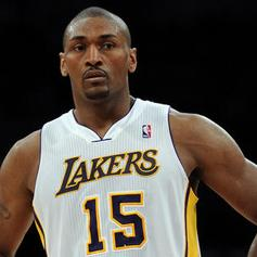 Metta World Peace - Baltimore