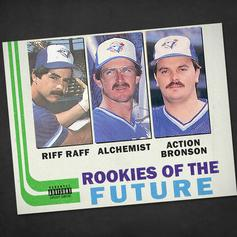 RiFF RAFF - Rookies Of The Future  Feat. Action Bronson