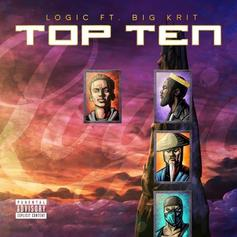 Logic - Top Ten  Feat. Big K.R.I.T. (Prod. By 6ix)
