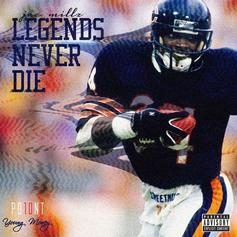 Jae Millz - Legends Never Die
