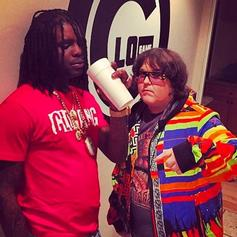 Chief Keef - Runnin Feat. Andy Milonakis (Prod. By DP Beats)