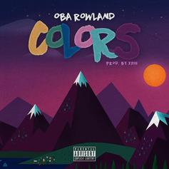 Oba Rowland - Colors