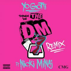 Yo Gotti - Down In The DM (Remix) Feat. Nicki Minaj