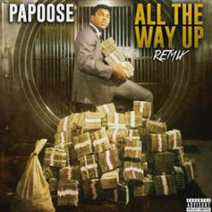 Papoose - All The Way Up (Freestyle)
