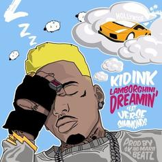 Kid Ink - Lamborghini Dreamin Feat. Verse Simmonds