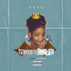 Keke Palmer - Fake Love (Remix) Feat. Teeflii