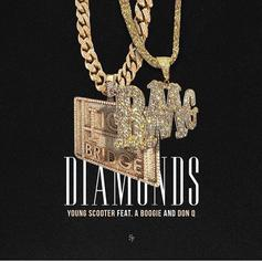 Young Scooter - Diamonds Feat. A Boogie Wit Da Hoodie & Don Q