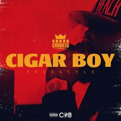 KXNG CROOKED - Cigar Boy (Freestyle)