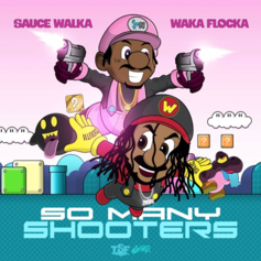 Sauce Walka & Waka Flocka - So Many Shooters