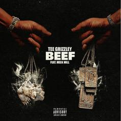 """Tee Grizzley Grabs Meek Mill For """"Beef"""""""