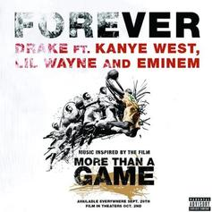 "Drake, Eminem Lil Wayne & Kanye West Connect On Throwback ""Forever"""