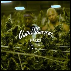 "The Underachievers Deliver The Dark New Single ""Packs"""