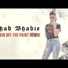 "Bhad Bhabie Fires Shots At Her Dad On Her ""Rubbin Off The Paint"" Remix"