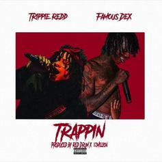 """Trippie Redd & Famous Dex Are """"Trappin"""" In Their New Collab"""