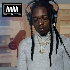 Jacquees Comes Through With The RnB Vibes For HNHH Freestyle Session