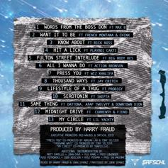 """Harry Fraud & Rick Ross Connect For A Whirlwind Ride On """"Know About"""""""