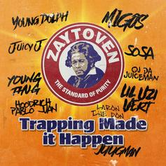 "Stream Zaytoven's Compilation Project ""Trapping Made It Happen"""