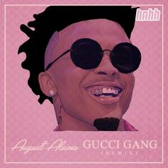 "August Alsina Kills This Smooth ""Gucci Gang"" Remix"