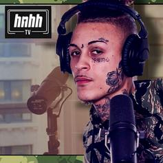 Lil Skies Goes In On Dreamy Trap Beat For HNHH Freestyle Session