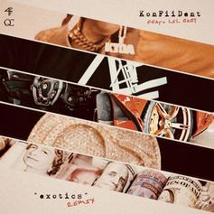 """Lil Baby Jumps On The Remix To Konfiident's """"Exotics"""""""