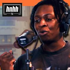 UnoTheActivist Slays Ethereal Middle Eastern Sounds On HNHH Freestyle Session