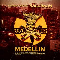 """Raekwon Links Up With The Narchotechs For The """"Medellin"""" Remix"""