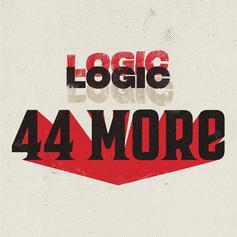 "Logic Snaps On His New Single ""44 More"""